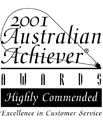 2001 Australian Achiever