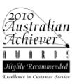 2010 Australian Achiever